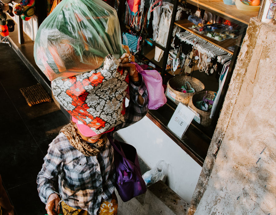 Perempuan Bali