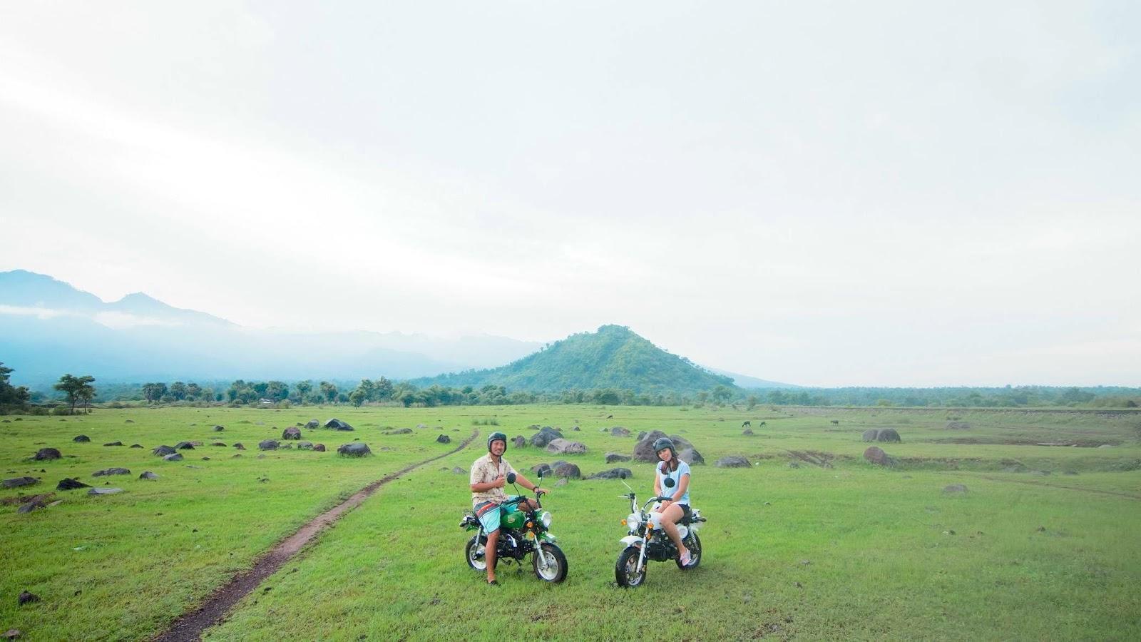 Wisata Alam Indah di Karangasem Bali